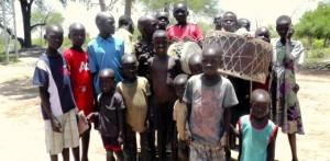 Sudan. Akol Jal