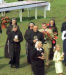 2002 MSZA SWIETA BLONIA KRAKOW BEATYFIKACJA JAN BEYZYM