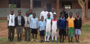 Boże Narodzenie, Malawi 2012