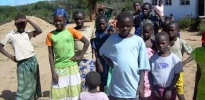 Dzieci w Malawi