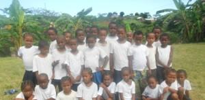 Dzieci z Fianarantnsoa 2014