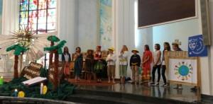 Inscenizacja Pod hasłem Radość Ewangelii źródłem misyjnego zapału23