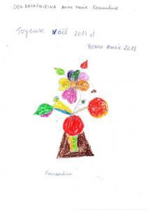 001. AVAONIRINA Anne Marie  Fernandine