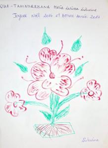 041. TAHINDRAZANA Marie Larissa Lidwine