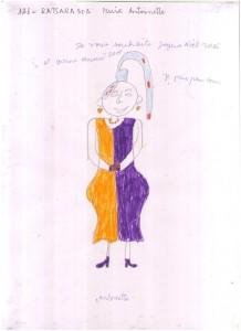 121. RATSARASOA Marie Antoinette