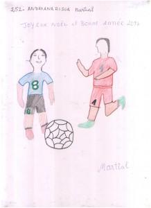 252. ANDRIANARISOA Martial